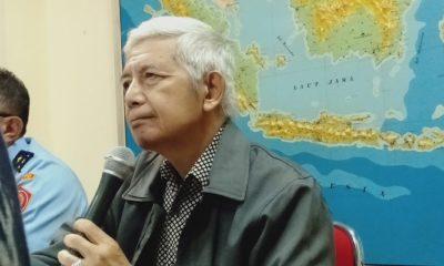 Mantan Dubes RI untuk Kamboja, Nurrachman Oerip Sebut Bukan Nuklir, Perang Modern Yang Disasar Adalah Hati dan Pikiran. (Foto Dok. NUSANTARANEWS.CO)