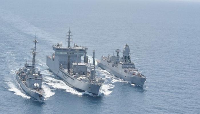 Pacific Vanguard Nama Latihan Bersama Angkatan Laut AS, Australia, Jepang dan Korsel di Wilayah Guam
