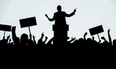 Sebuah Ilustrasi Pesta Demokrasi. (Foto: IST)