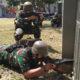 pertahanan pangkalan, marinir, prajurit batalyon marinir, batalyon marinir, nusantaranews