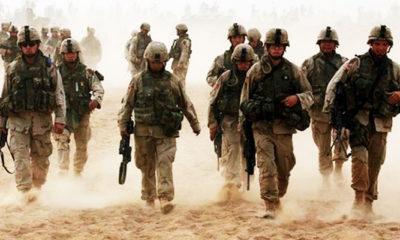 Presiden Trump Akan Mengirim 1500 Tentara Tambahan