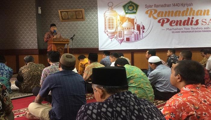 puasa ramadhan, waliyulloh, strategi kebudayaan, kementerian agama, nusantaranews