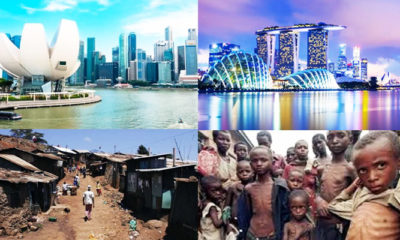 Rich Country, Poor People; Poverty in Nigeria