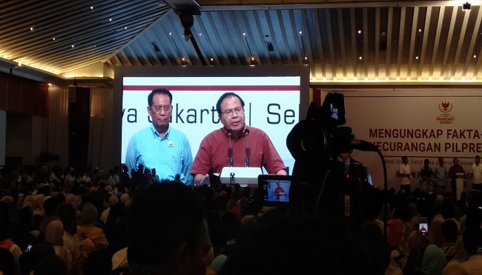 kemenangan Jokowi, rizal ramli, cara curang, nusantaranews