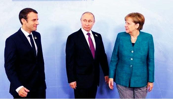 Rusia, Jerman dan Prancis copy