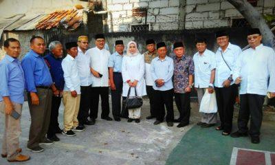 Sejumlah Purnawirawan Jenderal TNI Beri Dukungan Moral dan Santunan Kepada Keluarga Korban Kekerasan 22 Mei, NUSANTARANEWSCO