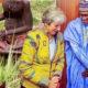 Theresa May dan Presiden Nigeria Muhammadu Buhari