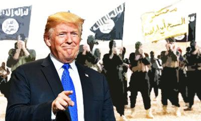 Trump dan ISIS