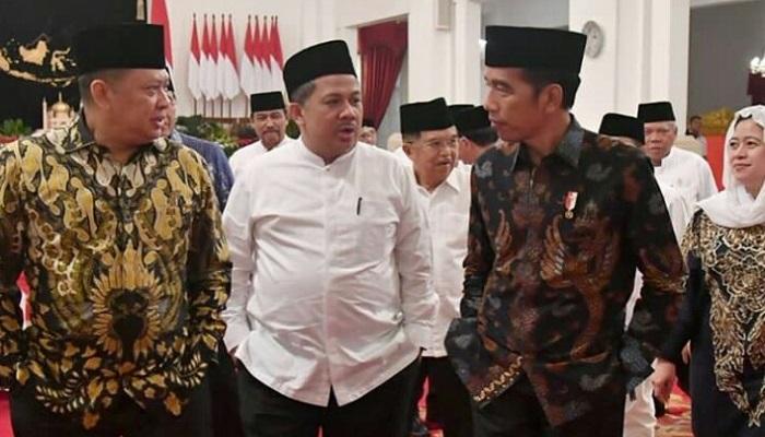 fahri hamzah, presiden jokowi, wakil ketua dpr, nusantaranews