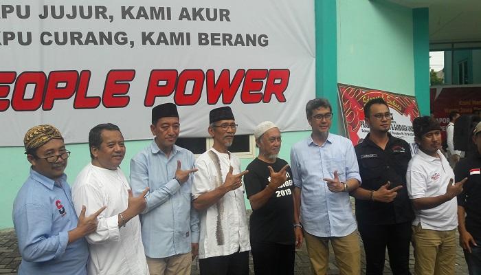 Ungkap Ada Kecurangan di Jatim, Tim dan Relawan Prabowo-Sandi Deklarasi Kemenangan Pilpres 2019, nusantaranewsco