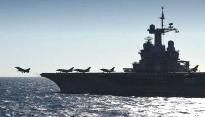 angkatan laut, samudra hindia, perancis, india, nusantaranews