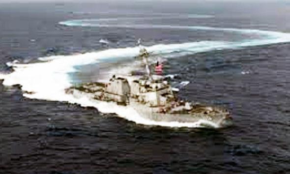 kapal Perang AS