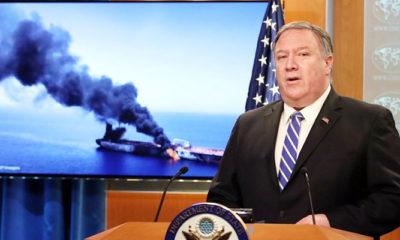 """AS Menyebut Iran Sebagai """"Biang Keladi"""""""