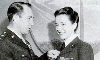 Jurnalis Militer Perempuan bernama Constance Babington Smith adalah sosok penemu lokasi saat dioperasikannya Rudal V-1. (Foto Istimewa)
