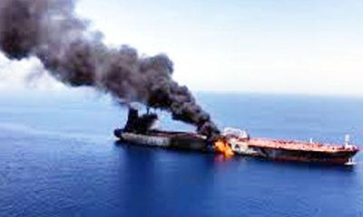 Dua Kapal Tanker