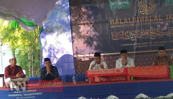 Gelar Halal Bihalal, IKANU Mesir Keluarkan 5 Maklumat Kebangsaan. (Foto untuk NUSANTARANEWS.CO).