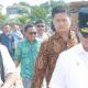 Gubernur Kaltara Dr H Irianto Lambrie saat meninjau progres pengembangan Pelabuhan Tengkayu I Kota Tarakan, belum lama ini. (FOTO: NUSANTARANEWS.CO/Istimewa)