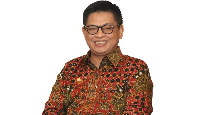 Gubernur Kaltara Irianto Lambrie. (FOTO: NUSANTARANEWS.CO/Istimewa)