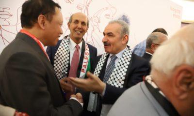 Hadiri Pertemuan Solidaritas Pekerja Palestina, Sarbumusi Kecam Pendudukan Ilegal Israel. (Foto Dok. NUSANTARANEWS.CO)