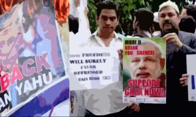 India mulai meninggalkan Palestina