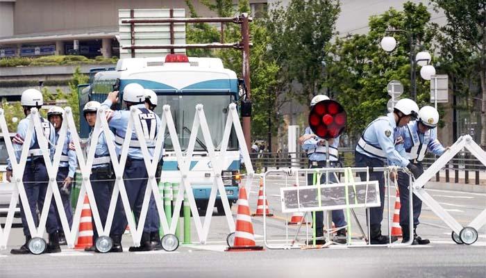 Jepang Kerahkan 32.000 Polisi