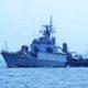 KRI Tjiptadi 381 adalah salah satu dari kapal perang Parchim Class. (FOTO: Istimewa)