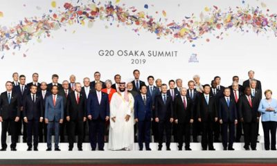 KTT G20 Osaka Berakhir Tanpa Kesepakatan