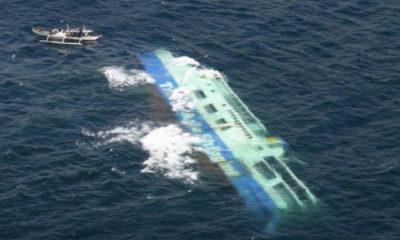 Kecelakaan Kapal Arin Jaya (Foto ilustrasi)