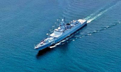 Ketika Armada Utara Rusia menjelajah