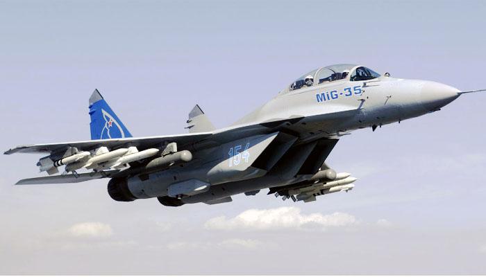 Mengenal Mig-35 Rusia