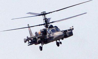 Modernisasi Helikopter Tempur