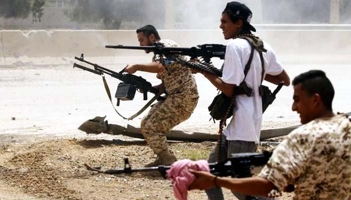 Perang saudara di Libya terus berlanjut