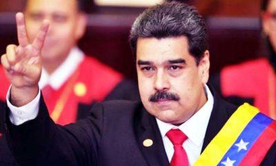 Presiden Maduro