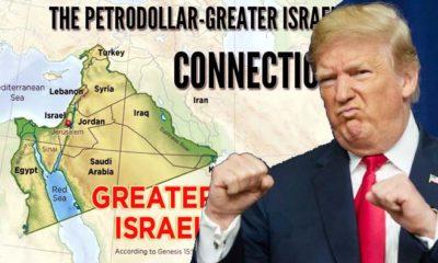 Presien Trump menyetujui proyek Greater Israel