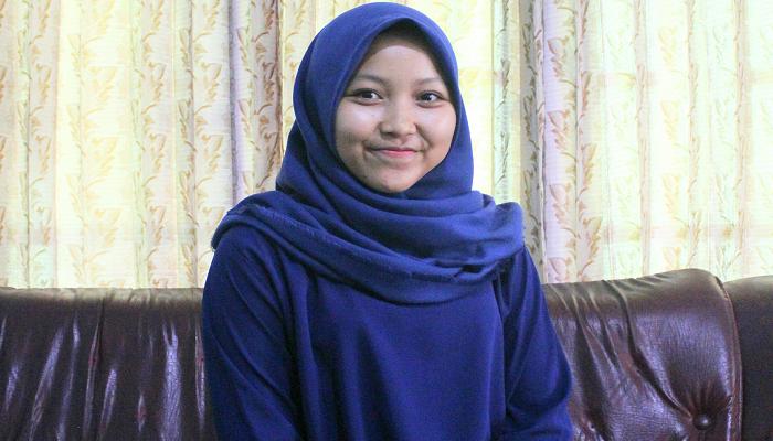 Ashifa Isnaeni Salsabilla. (Foto: Dok. Pribadi)