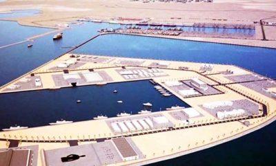 Tanzania Menangguhkan Proyek Pelabuhan Terbesar Cina