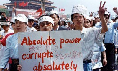 Tragedi Pembantaian Tianenmen