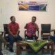 Dalam Diskusi Publik yang digelar Fokus Wacana UI, mantan Aktivis Pro Demokrasi Teddy Wibisana (pertama dari kiri) menyatakan bahwa BUMN mulai terpapar Radikalisme adalah fakta. (FOTO: NUSANTARANEWS.CO/Eddy Santry)