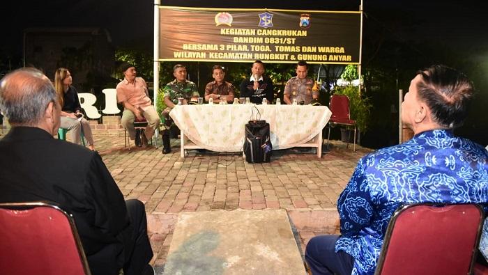 3 Visi Serbuan Teritorial Dandim Surabaya Timur. (FOTO; NUSANTARANEWS.CO)