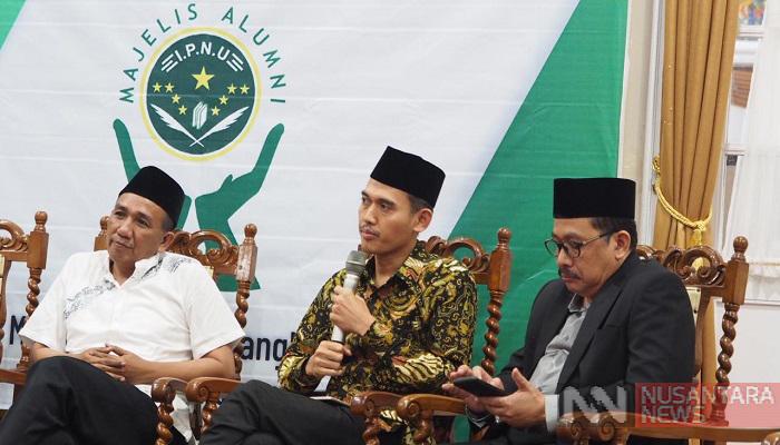 Alumni IPNU Dorong Jokowi Pilih Kader Muda NU, nusantaranewsco