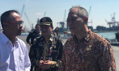 Anggota komisi V DPR-RI Bambang Haryo Soekartono kritik kebijakan tol laut Jokowi-JK. (FOTO: NUSANTARANEWS.CO/Setya)