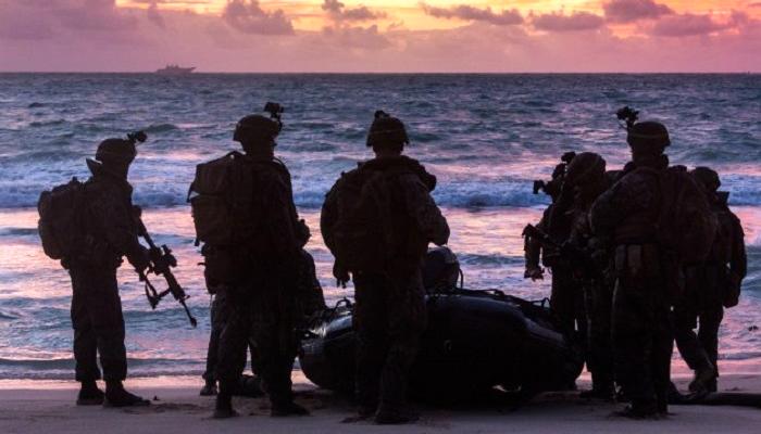 uniter militer baru, australia, kawasan pasifik, nusantaranews