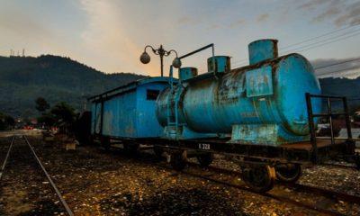 UNESCO Akui Bekas Pertambangan Ombilin Sawahlunto sebagai Warisan Dunia. (FOTO: Dok. Kemenpar)
