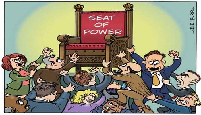 Berbagi Kursi Kekuasaan di Elit Politik. (Ilustrasi)