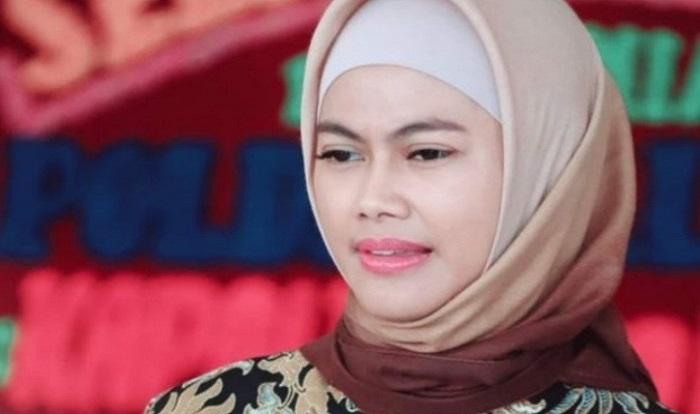 Bupati Nunukan Asmin Laura Hafid. (Foto: Eddy Santri/NUSANTARANEWS.CO)