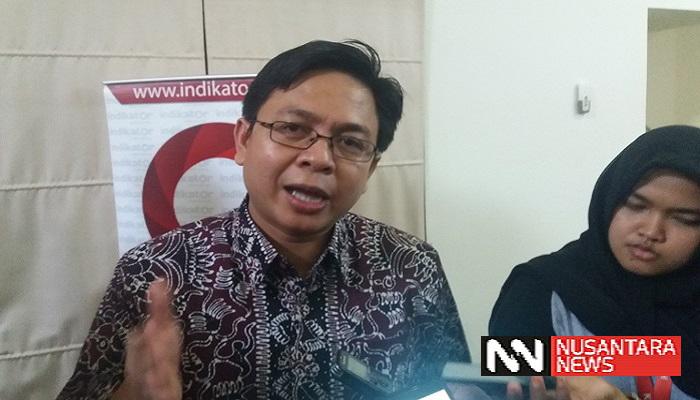 burhanuddin muhtadi, kemenangan jokowi-ma'ruf amin, nu, penentu kemenangan, nusantaranews