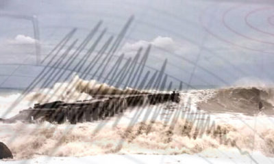 isu tsunami, selatan pulau jawa, cilacap, nusantaranews