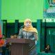 Gubernur Jawa Timur Khofifah Indar Parawansa berpesan kepada jemaah haji. (FOTO: Dok. Kemenag)