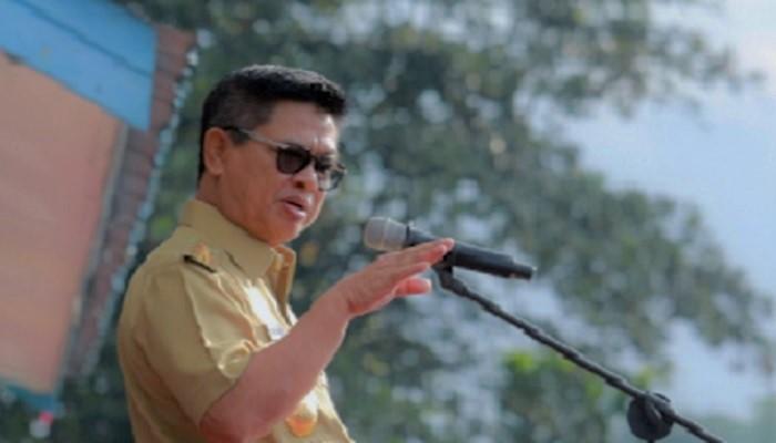 Gubernur Kaltara Irianto Lambrie. (FOTO: Istimewa)
