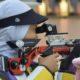 I Gustin Arinda Putri, Penembak Nasional dan juara Sains se-Kaltara. (FOTO: NUSANTARANEWS.CO/Eddy Santry)